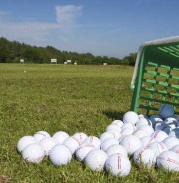 Golf - Driving range balls