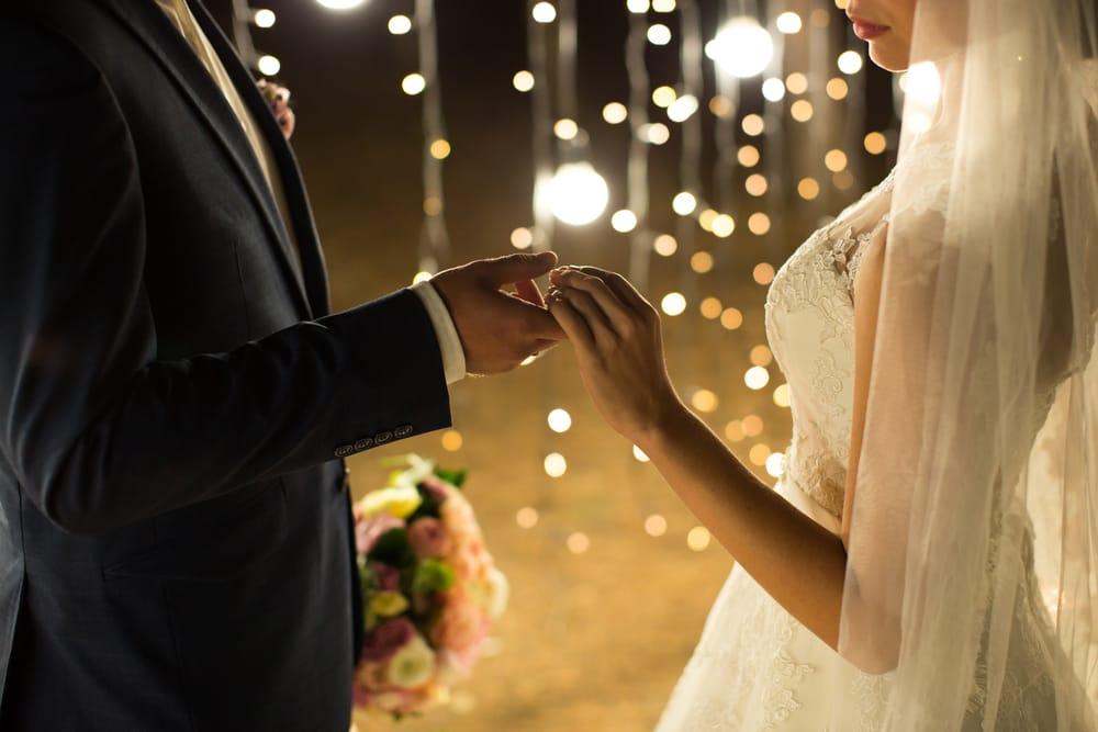 weddings - Evening wedding package