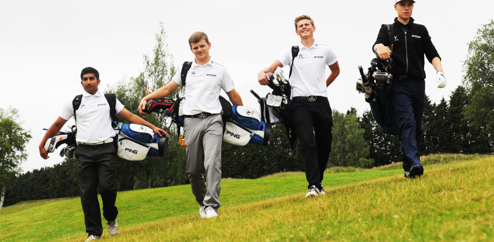 Golf coaching for juniors in Essex