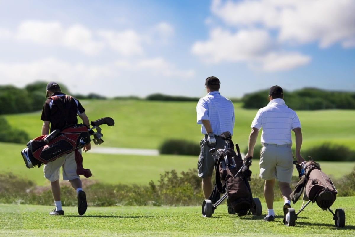 Golf day in Essex