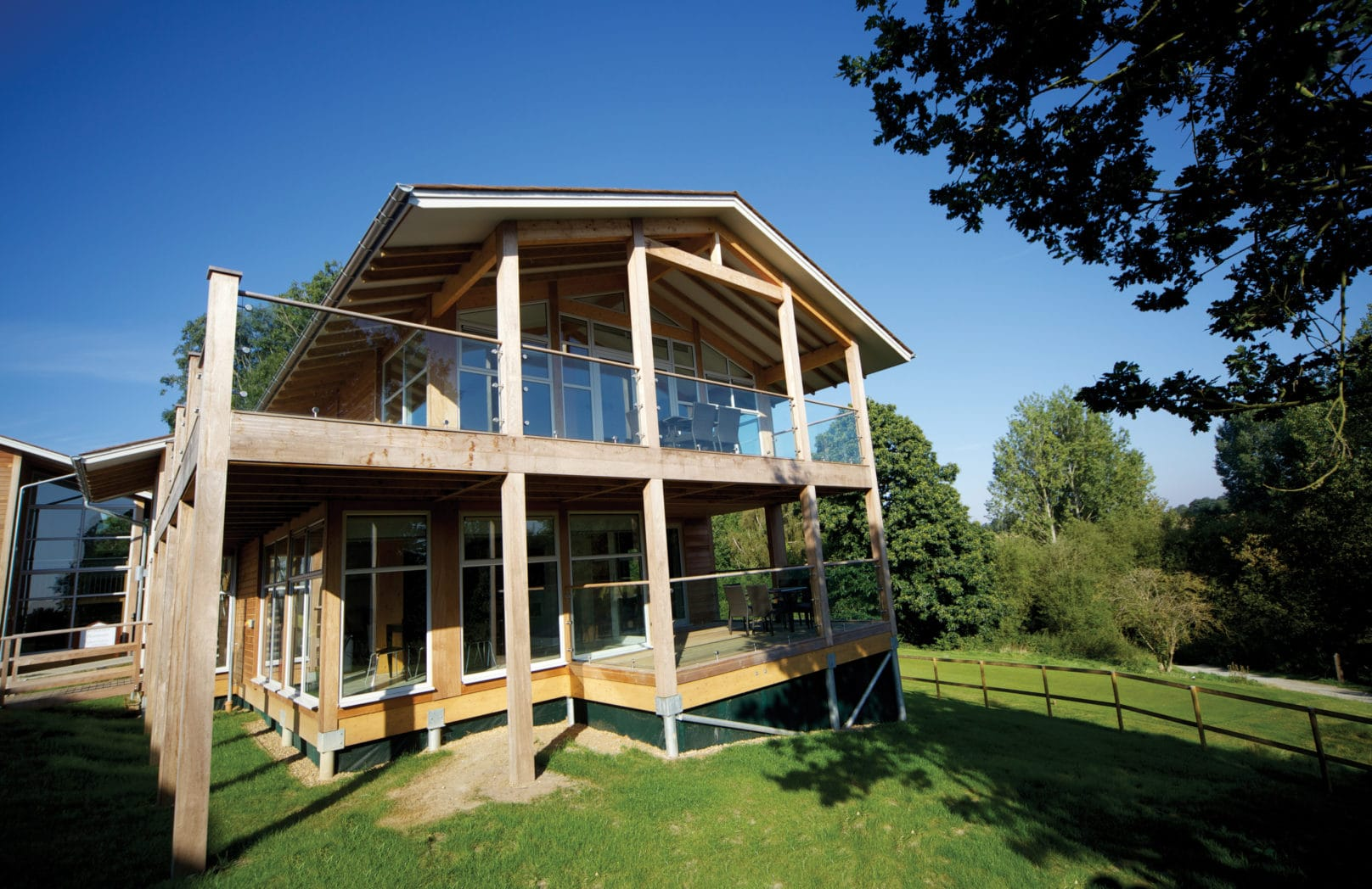Lodge For Corporate Retreats