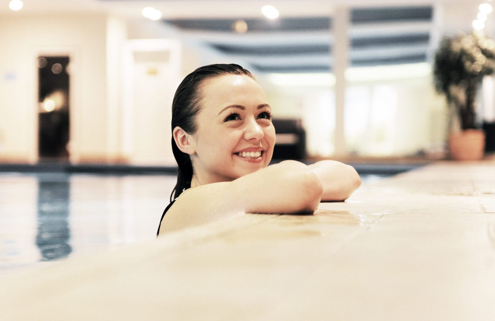 Luxury Spa Pool