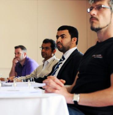 corporate - Meeting room