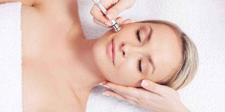 Microdermabrasion Facial Spa