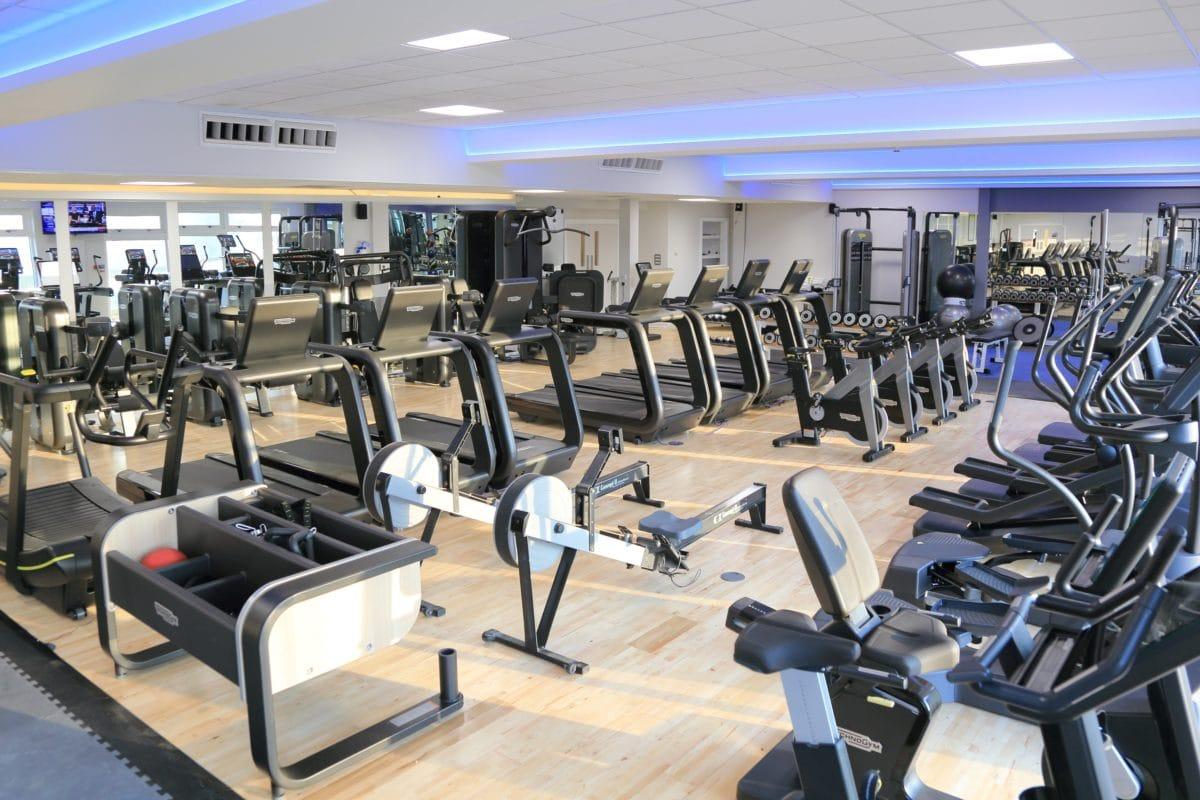 Peake Fitness gym