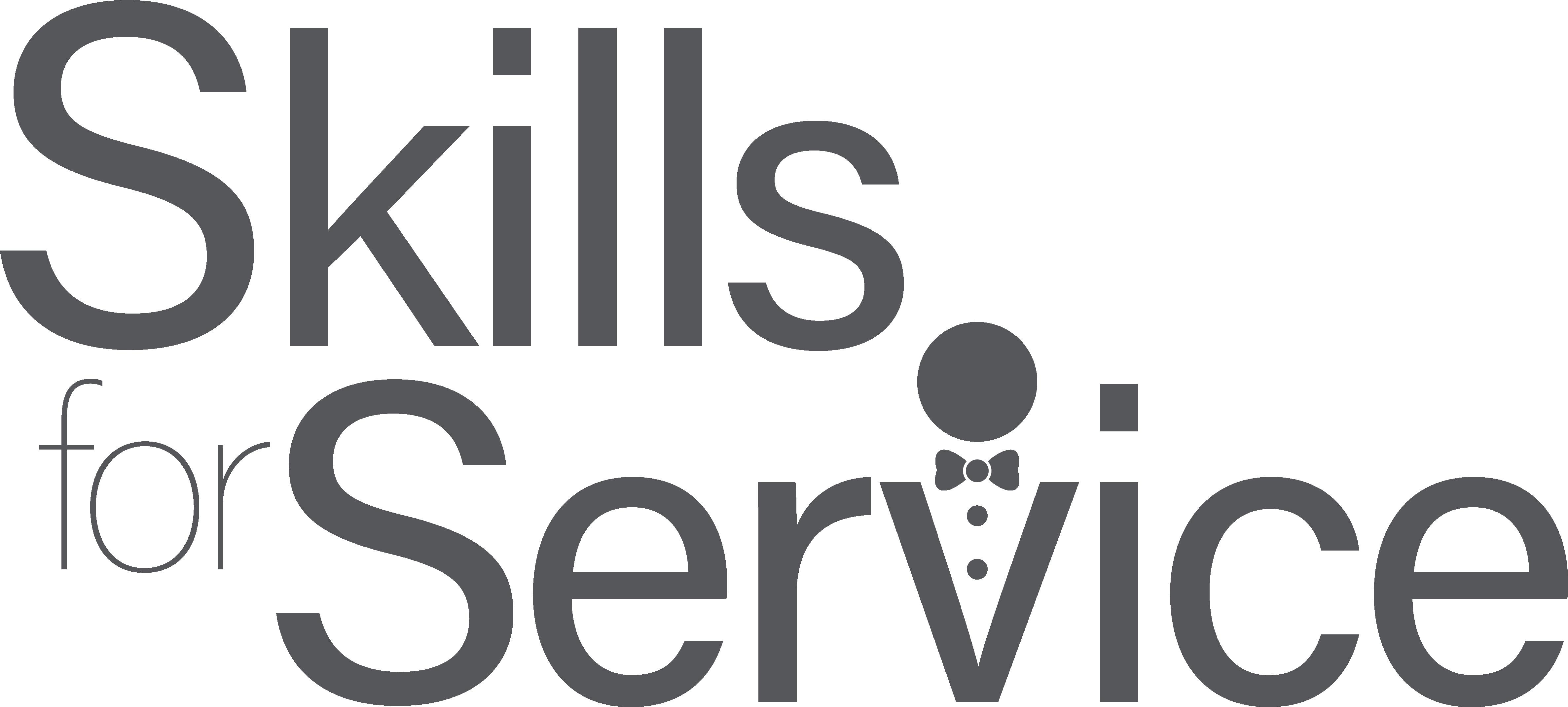 Skills for Service Award