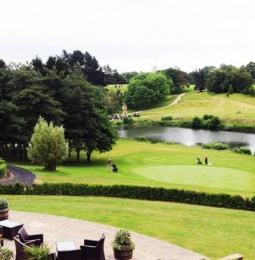 Stoke by Nayland golf courses