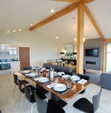 Lodges - Living Room