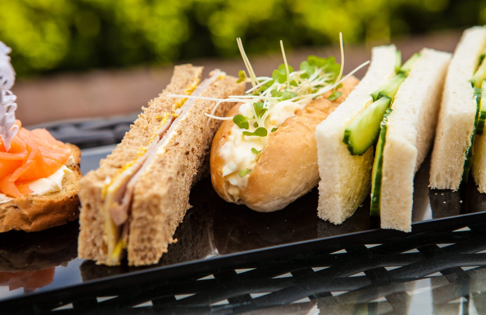 Afternoon Tea Sandwiches - Dining