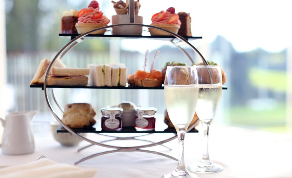 Afternoon Tea Sparkling Dining