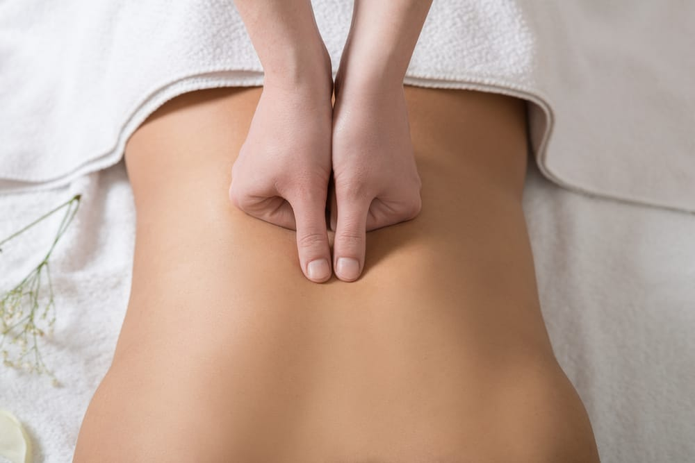 Back Massage Spa