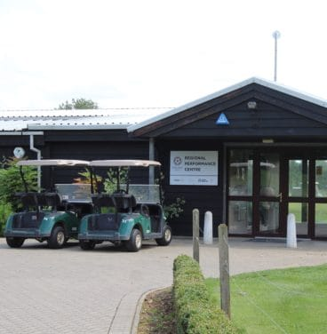 golf - Driving Range Stoke by Nayland Essex