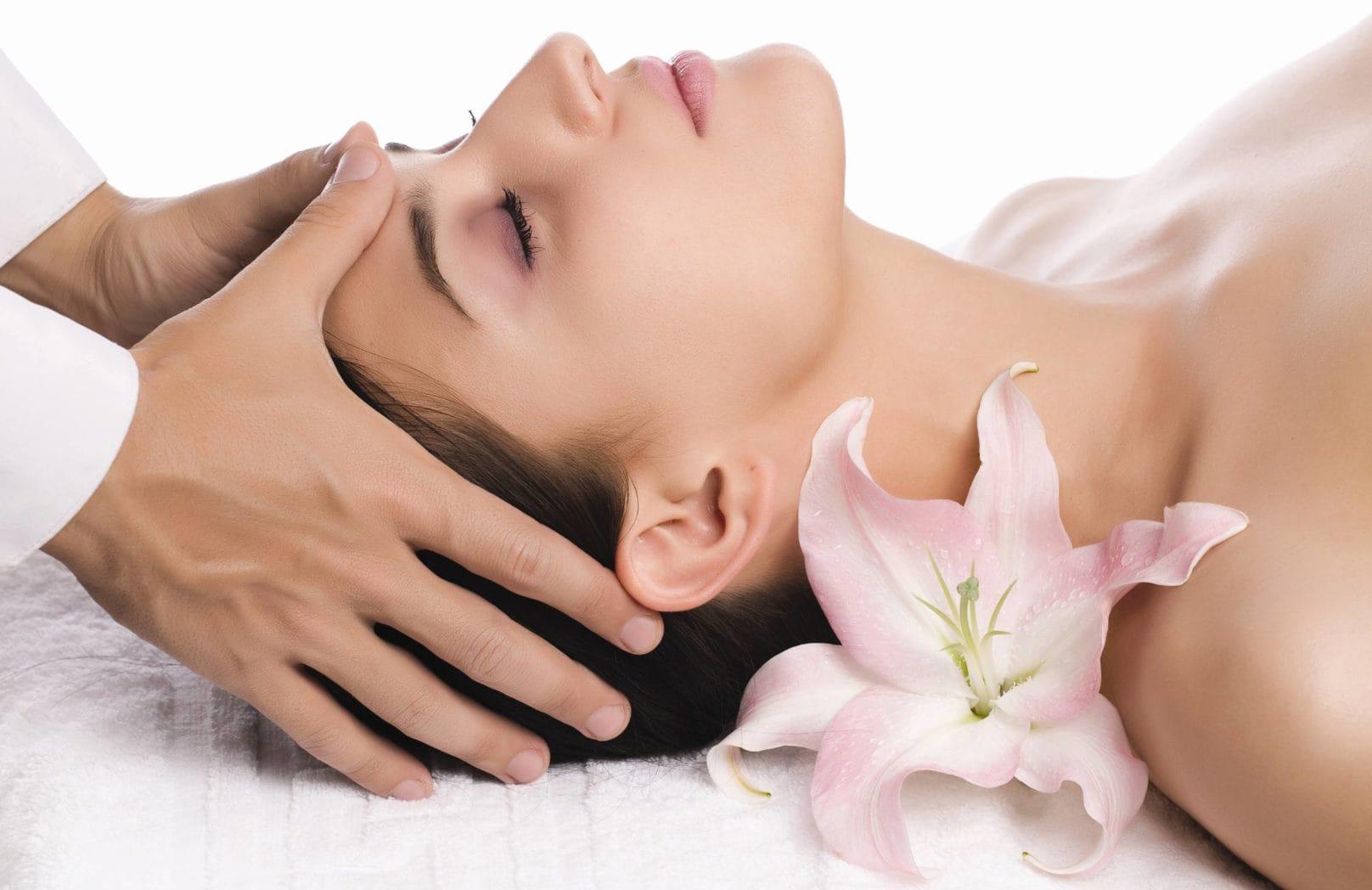 Facial Massage Spa