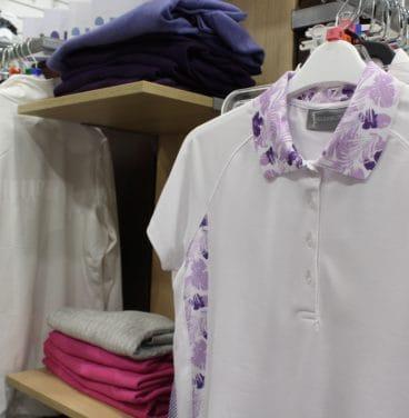 Female golfwear stoke by nayland pro shop