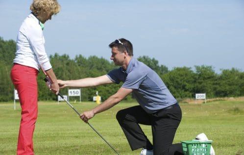 Golf Coaching Ladies