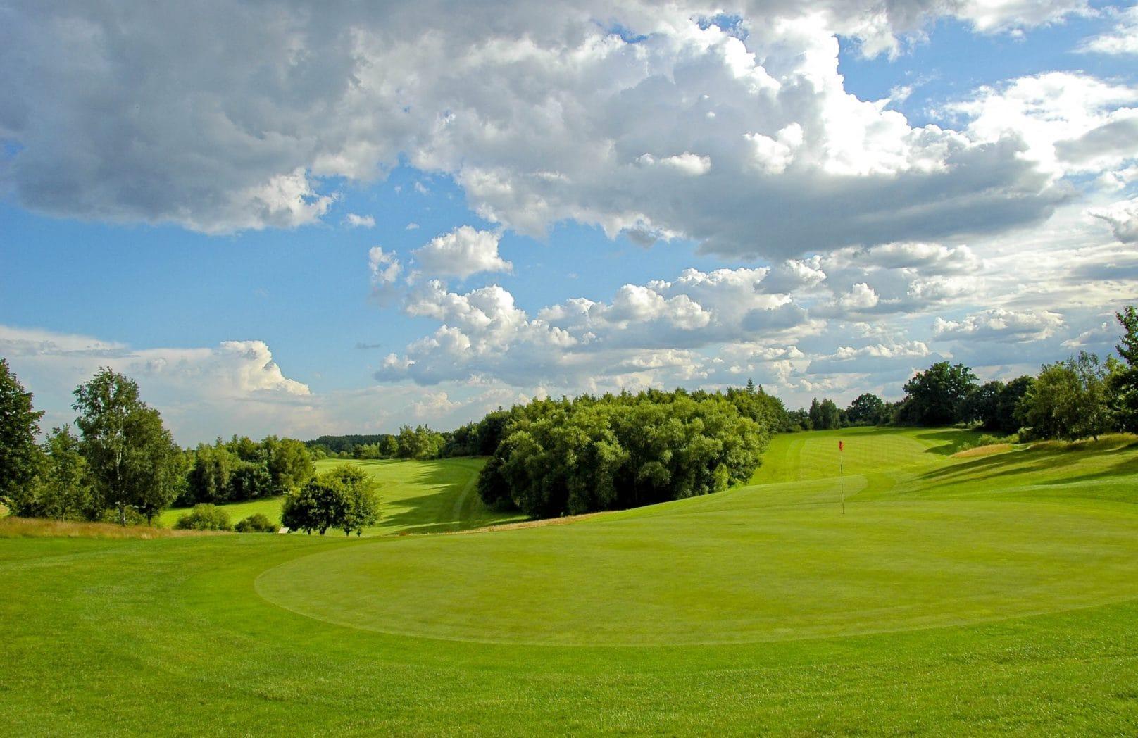 Golf Course Essex - Constable