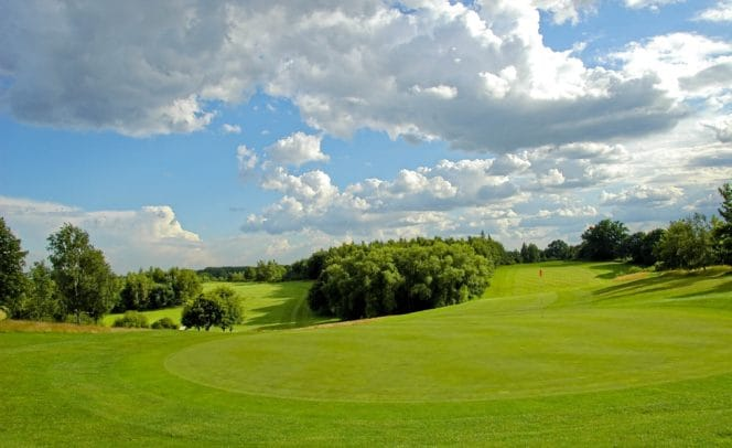 Golf Course Essex - Constable