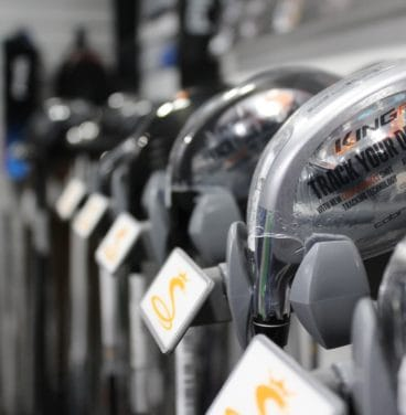 Golf - pro shop clubs for sale
