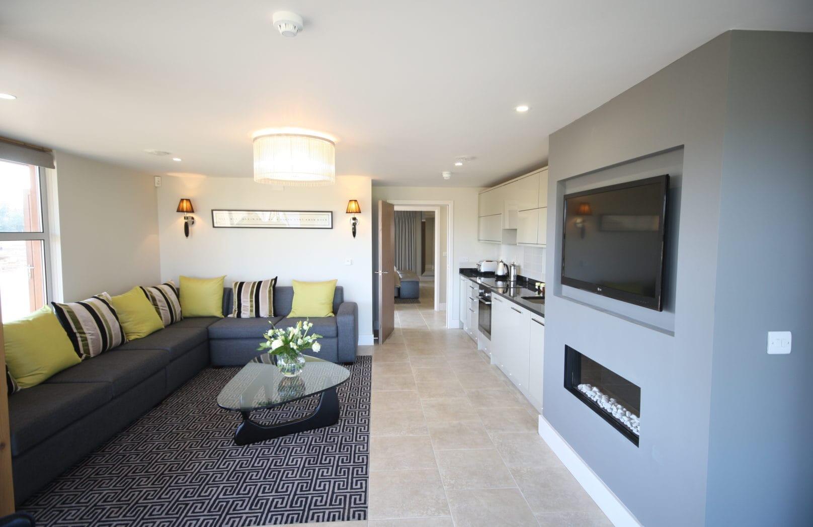Ground Floor Lounge Lodges