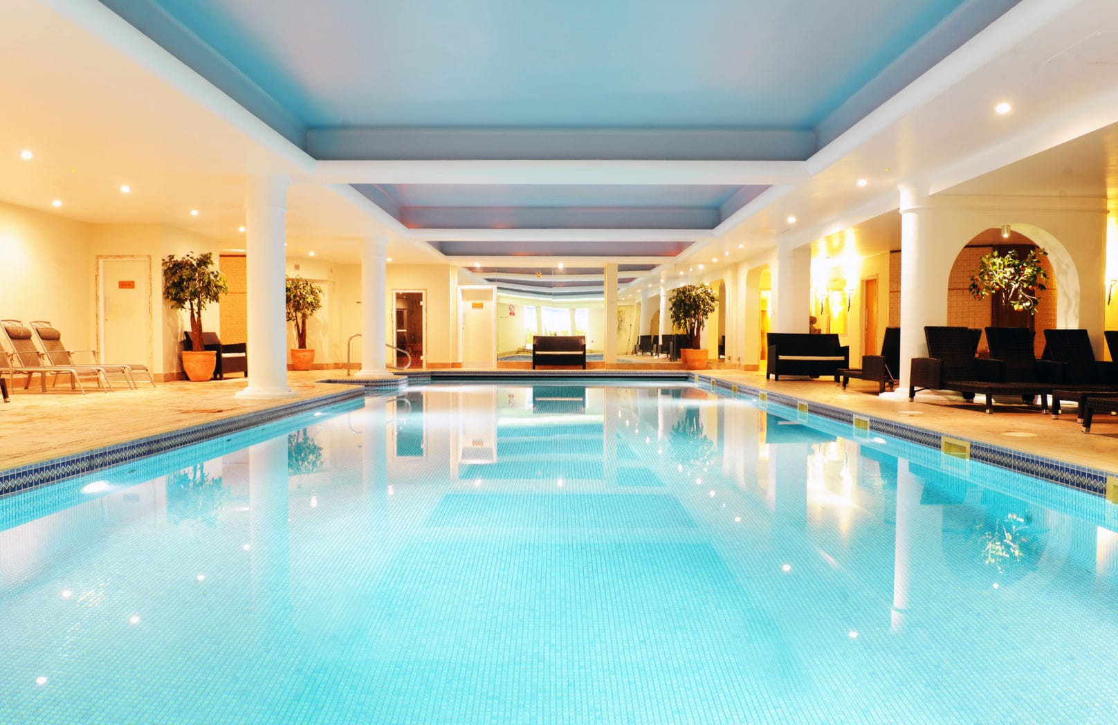 Luxury Spa Pool in Essex