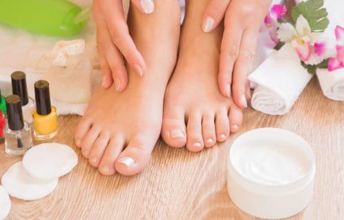 Manicure and Pedicure Spa