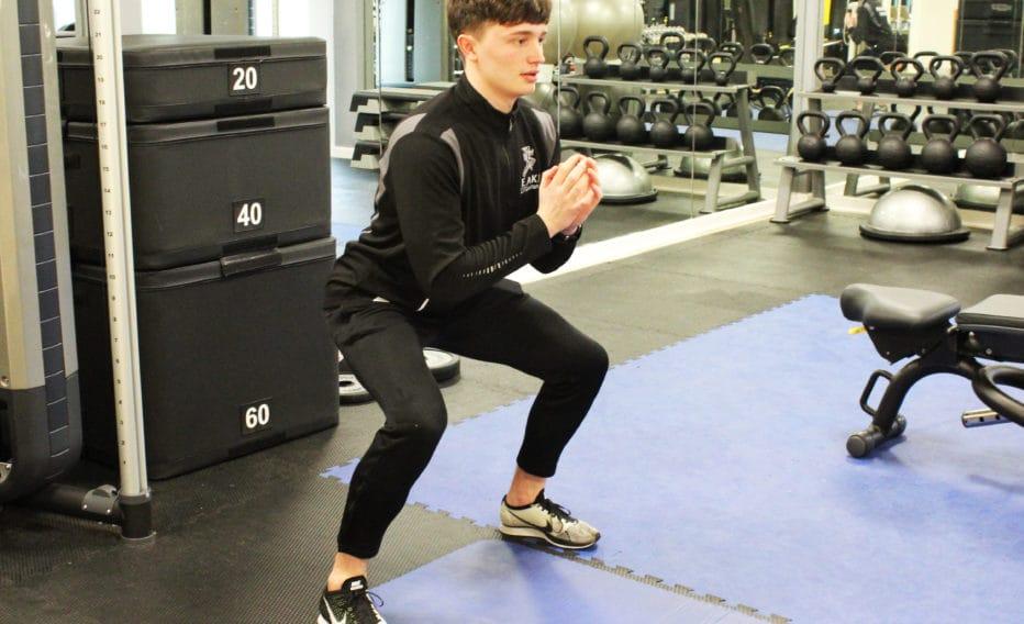 Peake Fitness - Squats