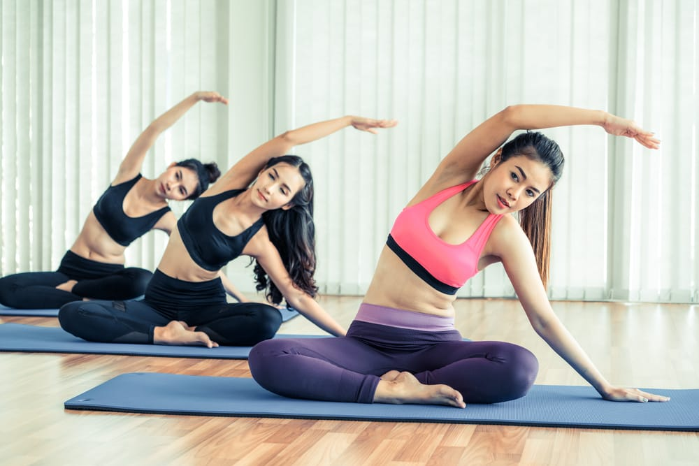 Yoga Classes in Essex
