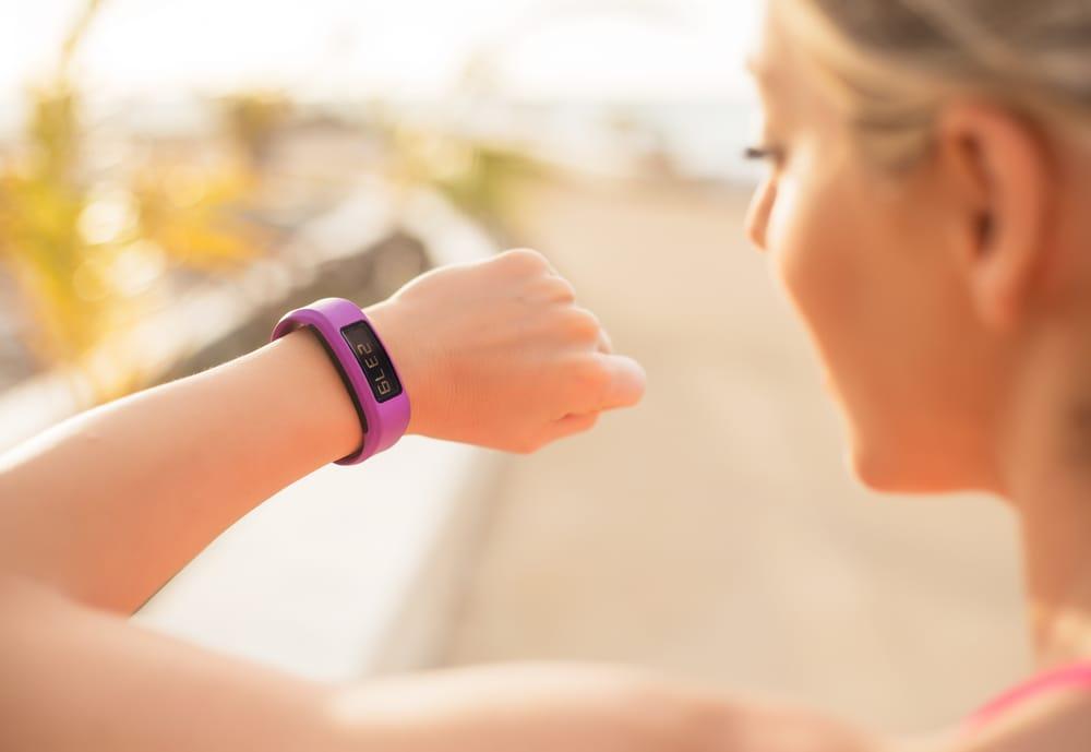 Fitness app - sport watch