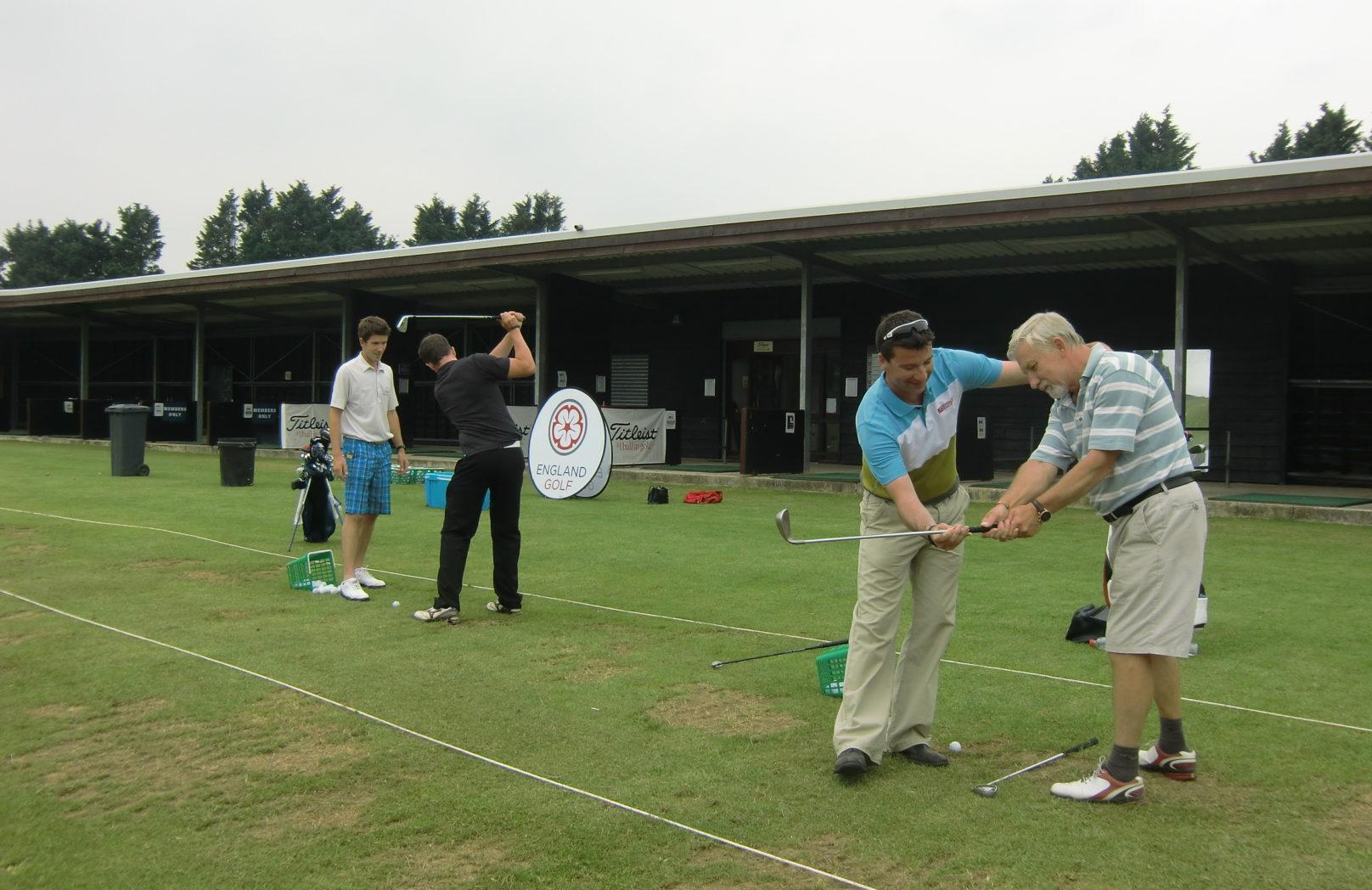 Member golfing events