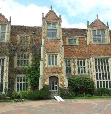 Kentwell Hall in Suffolk