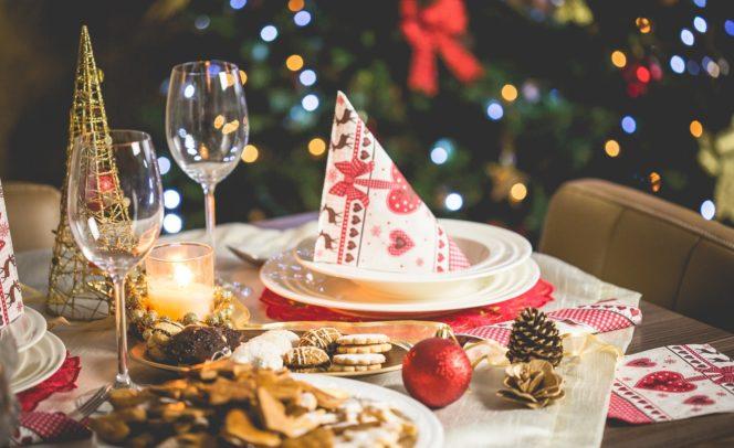Christmas Festive Lunch Dinner Stoke by Nayland