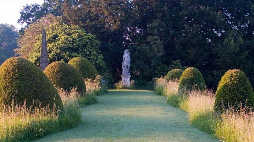Helmingham Hall Gardens - Suffolk
