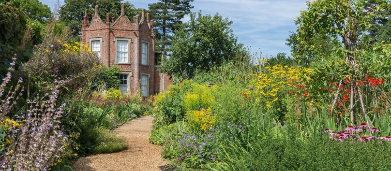 Melford Hall Gardens - Suffolk