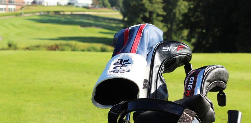 Golf at Stoke by Nayland