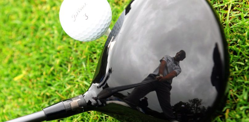 Teeing off - Stoke by Nayland