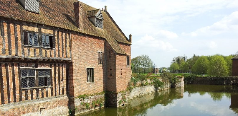 Kentwell Hall Suffolk