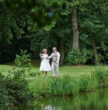 Wedding Photos By Lake