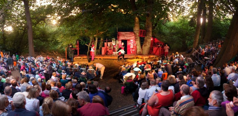Theatre in the Forest – Jimmy's Farm