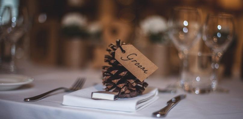 Autumn wedding table names
