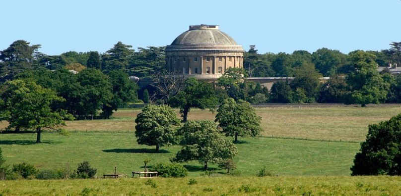 Ickworth House and Gardens Suffolk