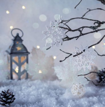 Winter Wonderland Lantern