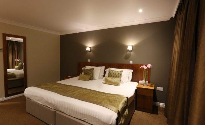 Club bedroom - Stoke by Nayland