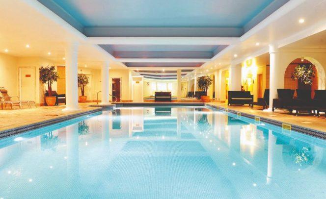 Stoke by Nayland swimming pool
