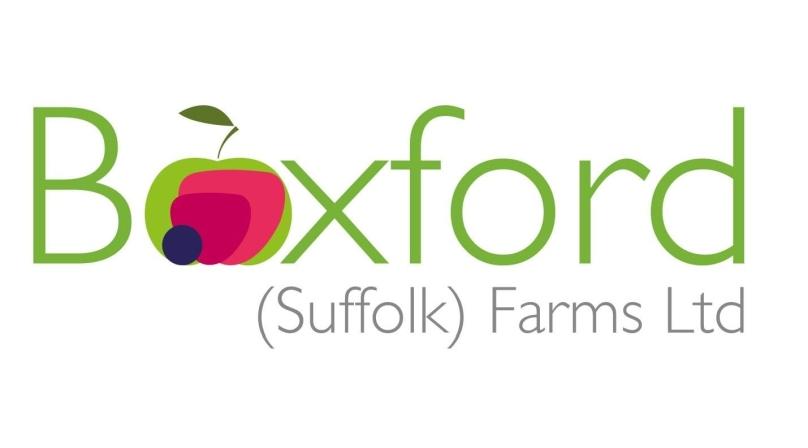 Boxford Suffolk Farms Logo