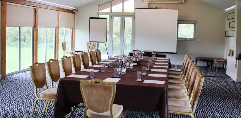 Conferencing facilities at Honey Tye