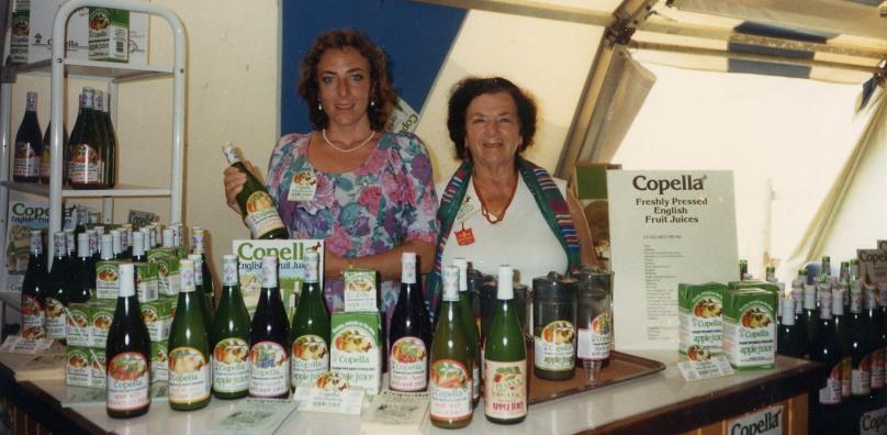 Devora and Tamara sell Copella