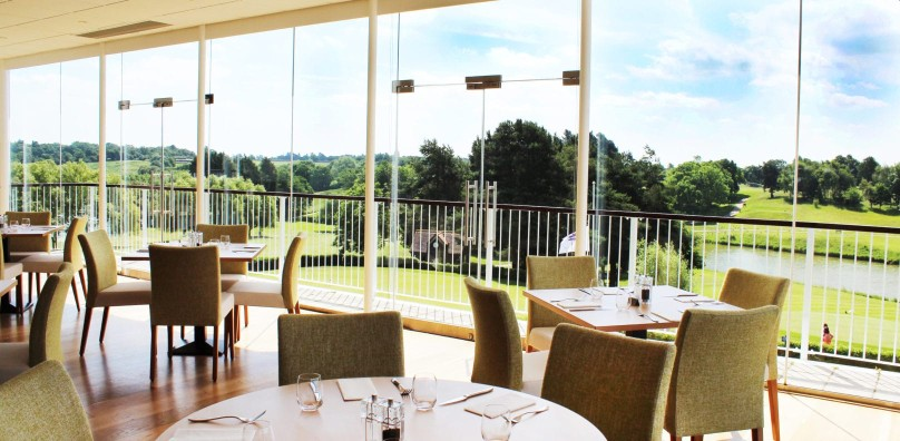The Gallery restaurant corporate dining