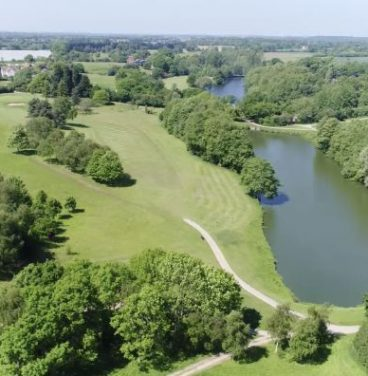 Golf course - Stoke by Nayland