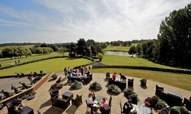 Golf Terrace - Stoke by Nayland