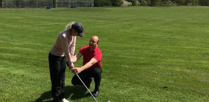 James Andrews - Golf Coaching